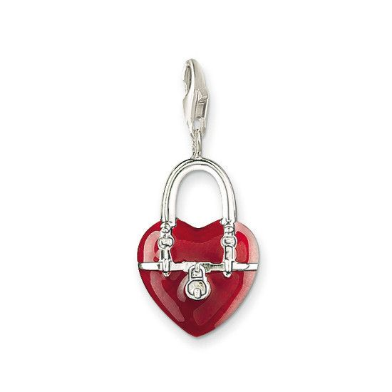 Thomas Sabo Charm Club - 0493 - Rode Handtas  Description: Thomas Sabo Charm Club - 0493 - Rode Handtas  Price: 27.00  Meer informatie
