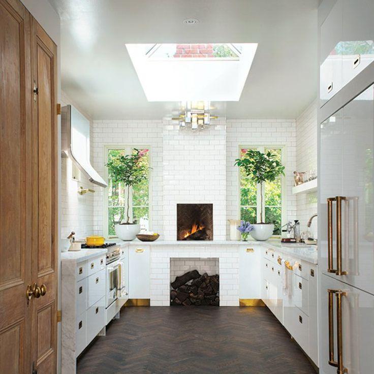 109 best Weiße Küchen images on Pinterest Kitchen ideas, White - moderne kuchenplanung gestaltung traumkuchen