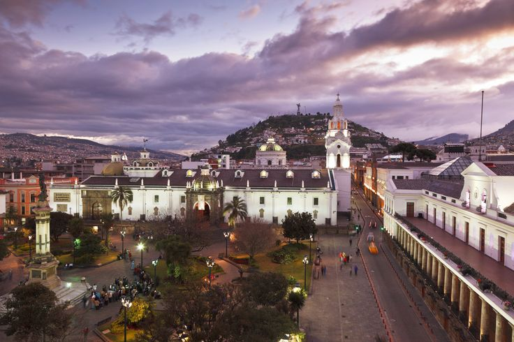 Quito Ecuador. Is This The World's Most Beautiful City To Retire?
