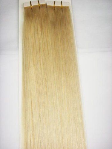 10 Pieces 18 Remy Tape Hair Extensions #22 Golden Blonde by MyLuxury1st. $49.75. SHIPS IN 6-10 BUSINESS DAYS! IF YOU CAN NOT WAIT; DO NOT ORDER; QUESTIONS? CONTACT MYLUXURY1ST HAIR EXTENSIONS