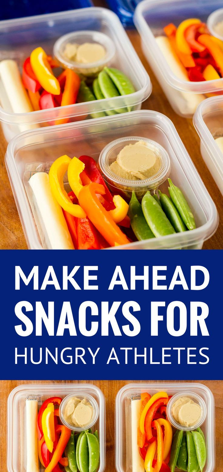 make ahead snack ideas kids sports can be a real drain on your