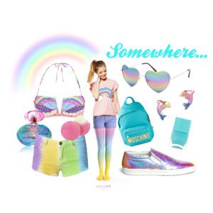Somewhere, with Virivee . . . . .  #flower #chic #spring #inspiration #printemps #rainbow #bag #shoes #blue #electricblue #girl #cute #happy #young #fashion #virivee #legwear #ombre #tights #elegant #party #hosiery #pantyhose #style #strumpfhose #calze #パンスト