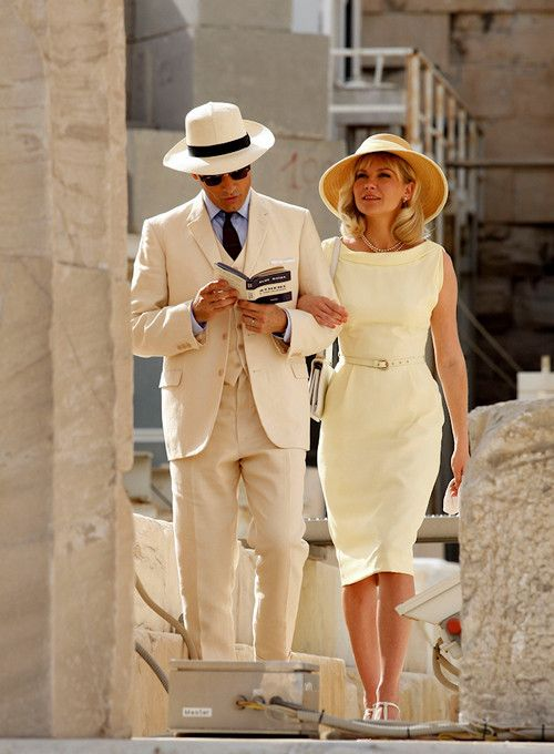 Viggo Mortensen, Kirsten Dunst, the Acropolis... when does this movie come out?!? (The Two Faces of January)