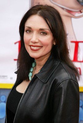Stepfanie Kramer, actress & singer. Starred in Hunter. (Eastern Band Cherokee)