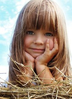 Fine 1000 Ideas About Little Girl Bangs On Pinterest Toddler Bangs Short Hairstyles Gunalazisus