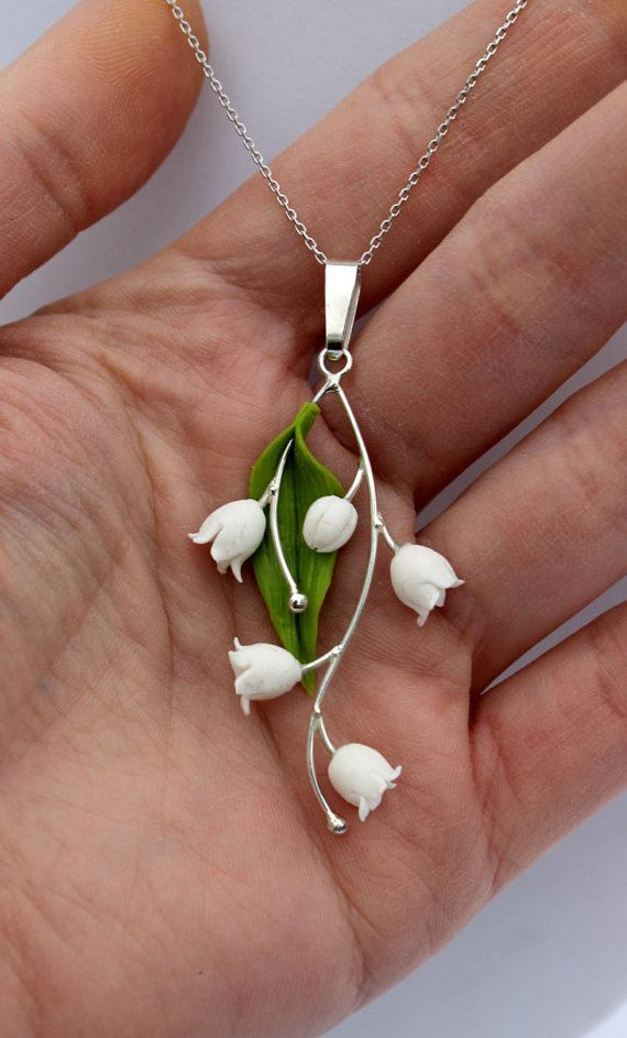 Mother S Gift Pretty Silver 925 Pendant Lovely Snowdrop Flowers Jewelry Flowers Gift Jewelry Lovely M In 2020 Plant Jewelry Flower Jewellery Beautiful Jewelry