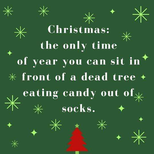 Funny Christmas Quotes