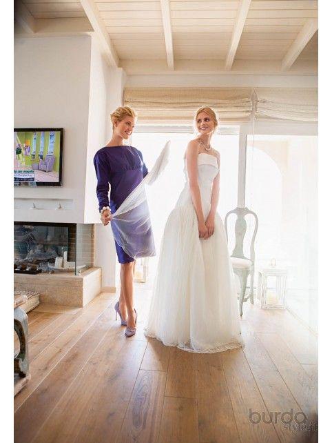 Abito da sposa spalle nude - Abiti - Donna - Shop & Cartamodelli Il mondo dei cartamodelli e del cucito