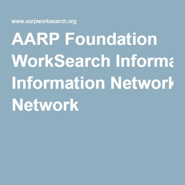 aarp foundation find help