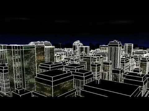 Generative city flythrough  (no urban planning aesthetic, worst of architecture, though the taxonomy of building typologies is interesting)