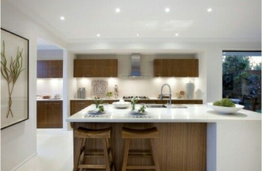 #porterdavis #kitchen #wood #home