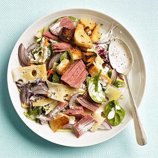 Corned Beef and Cabbage Salad from the Better Homes and Gardens Must-Have Recipes App