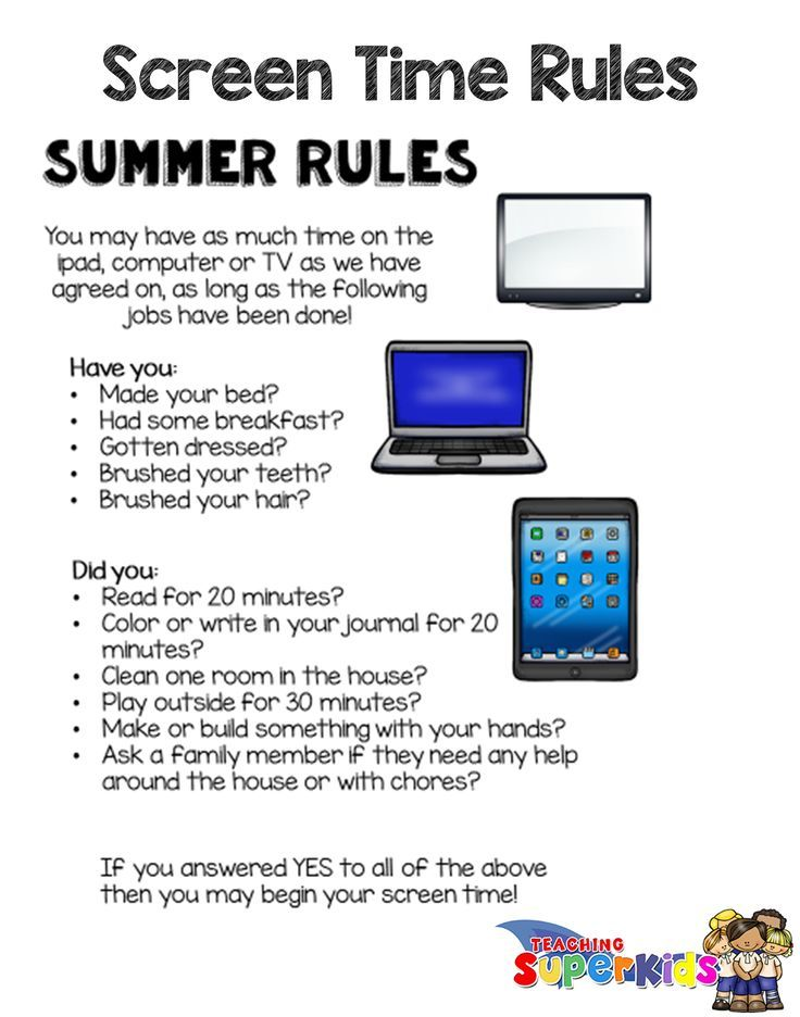 Are you looking for some screen time rules for your kids this summer? This is a set of free posters you can post to remind your kids to do something other than sit in front of a screen this summer!