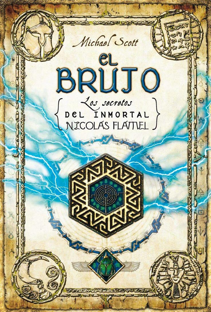 Los Secretos Del Inmortal Nicolas Flamel El Brujo