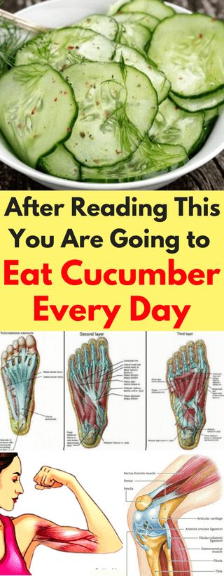 The humble and crispy cucumbers can be a really refreshing miracle in the hot summer days, but despite this, they offer numerous health benefits. Cucumbers are high in nutrients, low in calories, and rich in water and electrolytes. They are ones of the oldest crops and originate in the northern Himalayan plains of India.The cucumber …