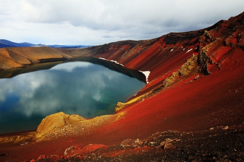 Lamescapes: Iceland