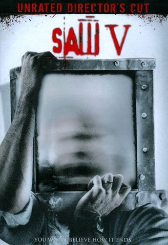 Saw V [WS] [Unrated] [Director's Cut] [DVD] [2008]