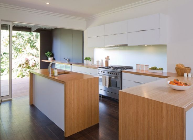 17 best kaboodle kitchen images on pinterest kitchen designs bunnings nougat ruffle thermoformed doors and panels in modern profile and discreet grip handles solutioingenieria Images