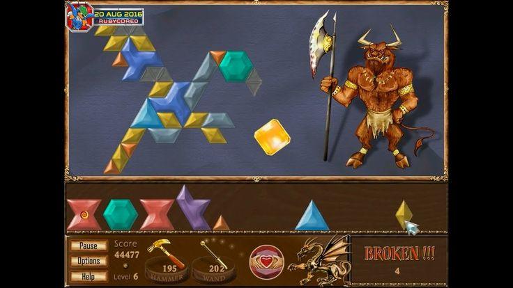 Magic Inlay (2004) - 07 of 22: Dragon Land 6 - Minotaur [720p60]