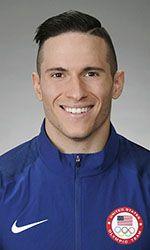 Name: Alex Naddour Sport: Gymnastics