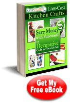 134 best free craft ebooks images on pinterest craft projects 39 low cost kitchen crafts ebook fandeluxe Document