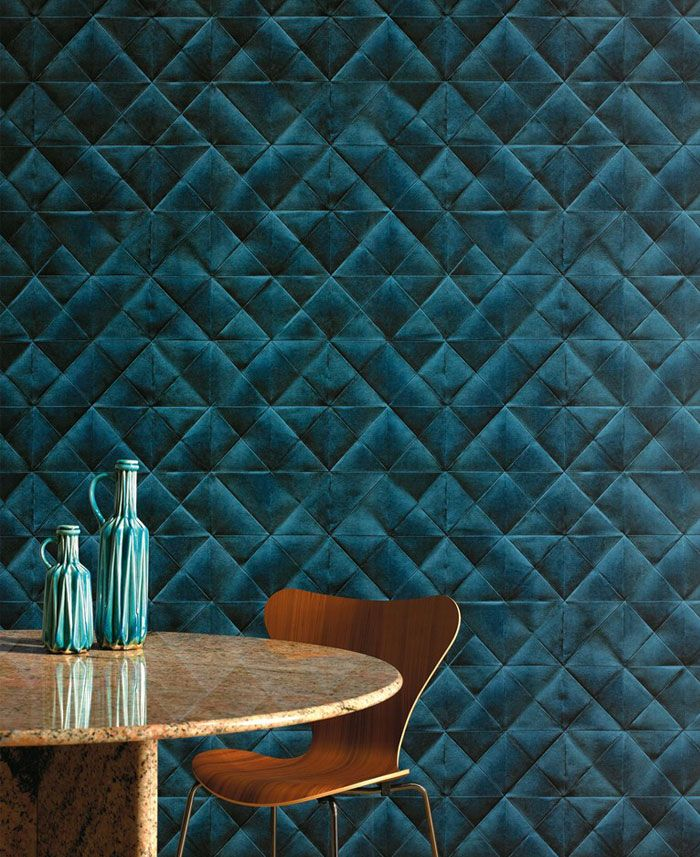 Pleats Wallpaper Collection by Elitis wallpaper collection elitis1