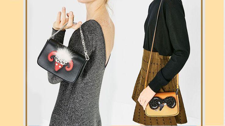 Peki senin burcun hangisi? Bunu neden mi soruyoruz? Çünkü; her burca en özgü Çanta Tasarımları, en özel şekliyle Zara'da seni bekliyor!