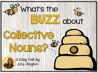how to teach collective nouns to grade 3
