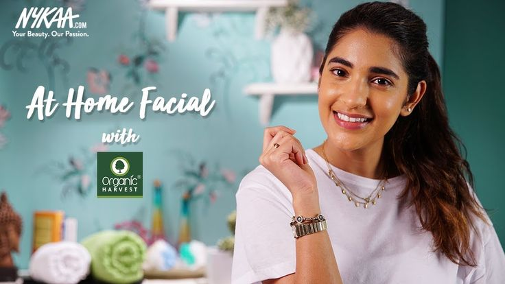 How To Do Facial At Home   Step By Step Tutorial   Nykaa