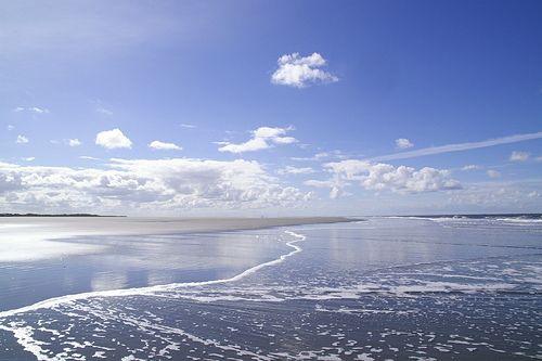 Earth Day today! (Schiermonnikoog island, The Netherlands)