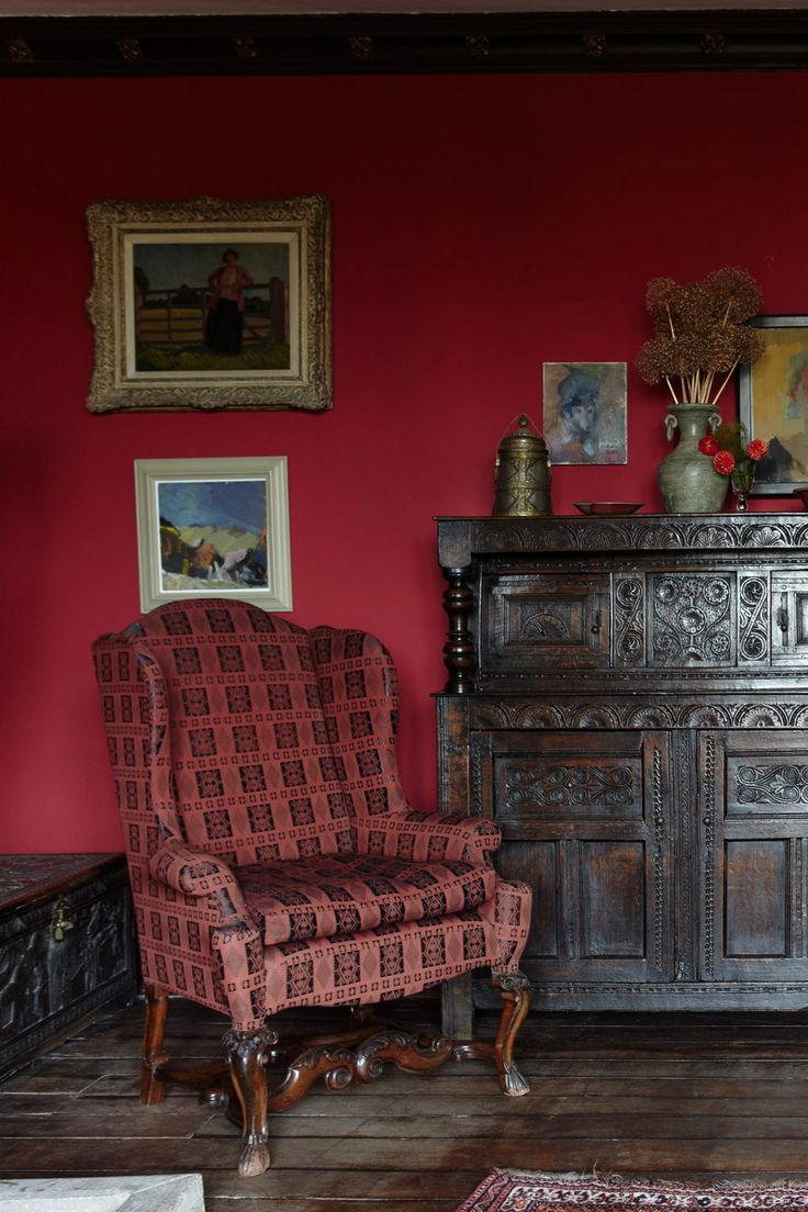 Paint Colours | Rectory Red | Farrow & Ball