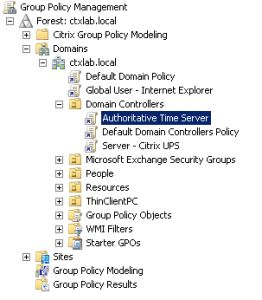 time server group policy 01 262x300 Configure an Authoritative Time Server with Group Policy