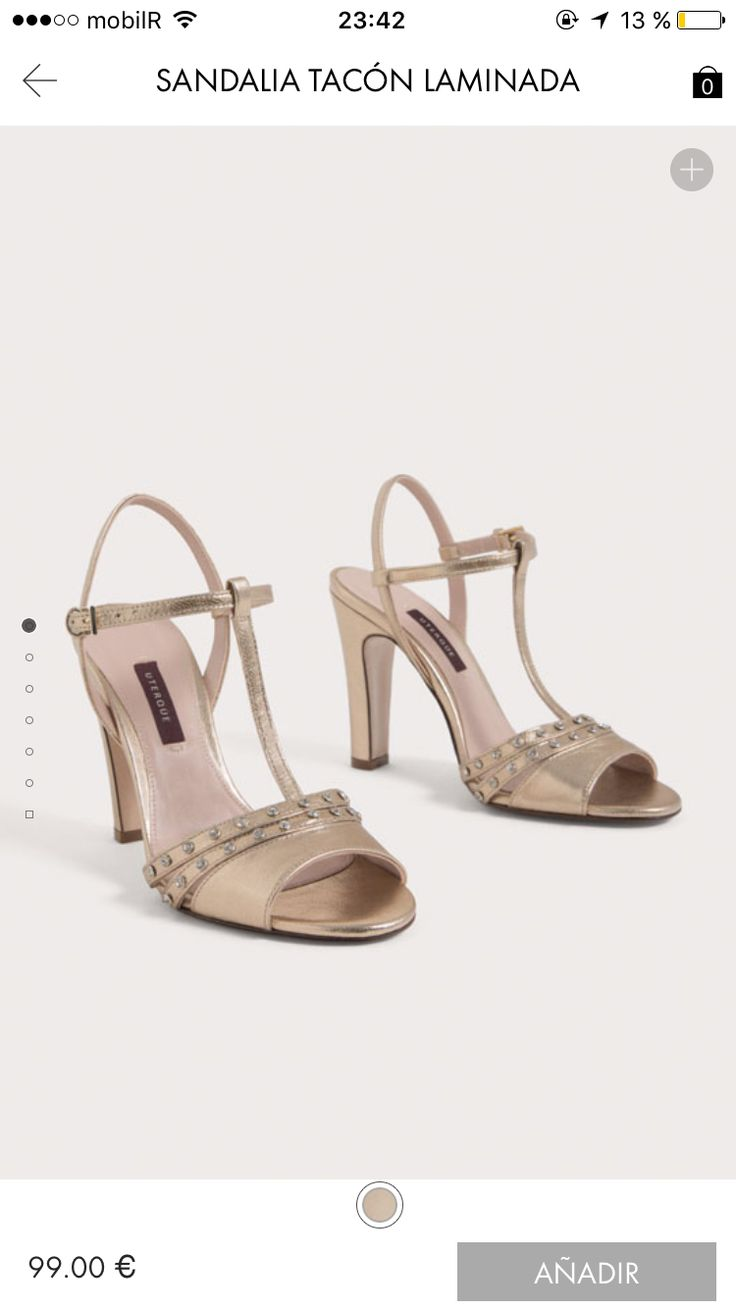 Find this Pin and more on Zapatos boda by susana0377.