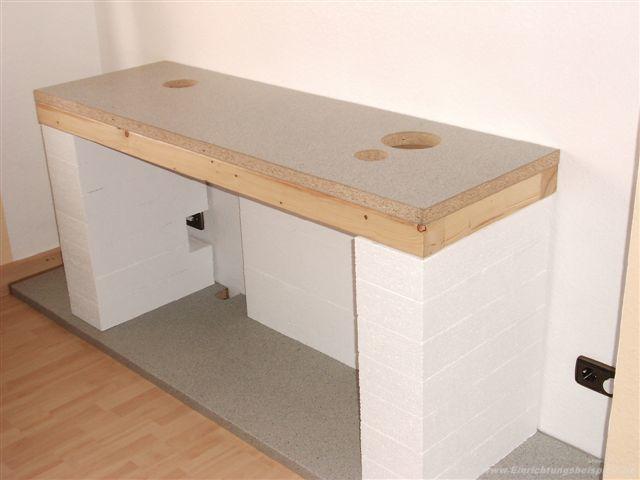 Einrichtungsbeispiele für Ytong in der Aquaristik Küchenschränke - küchenschränke gebraucht kaufen