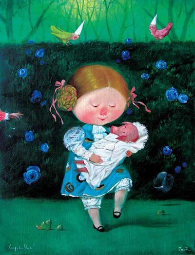 Алиса в стране чудес   Евгения Гапчинская (2008г.)