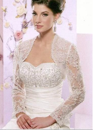 Pretty Women's Jacket for Wedding Dress