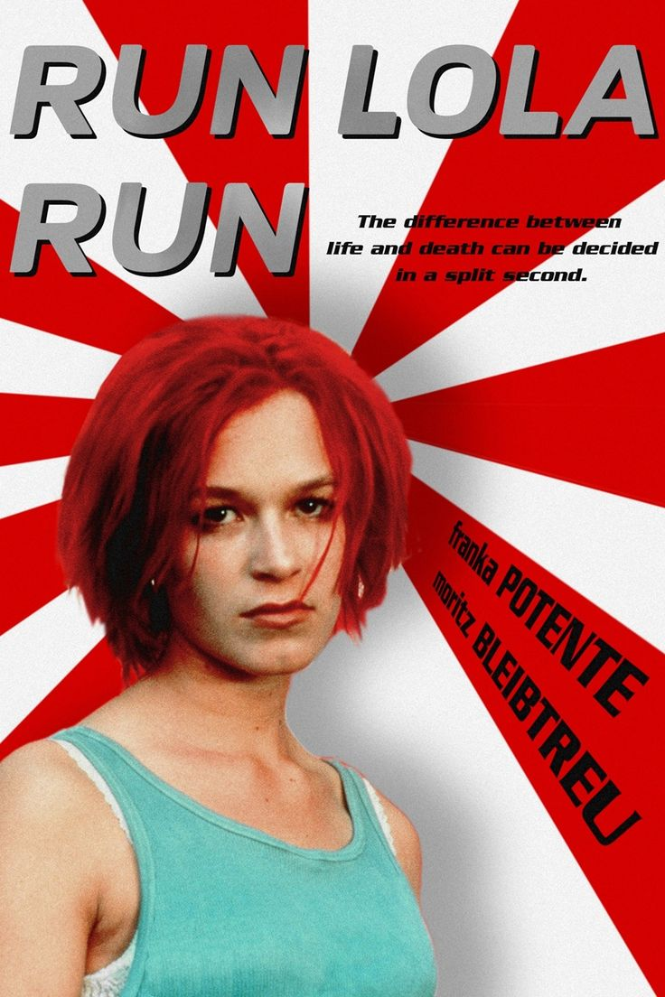 17 best images about foreign films amelie perfume run lola run 1998