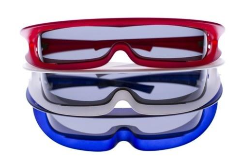 novo óculos futurista pierre cardin
