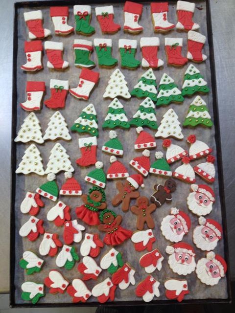 biscotti Natale mix Omar Busi