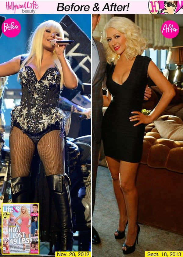 Christina Aguilera Diet- easy and doable