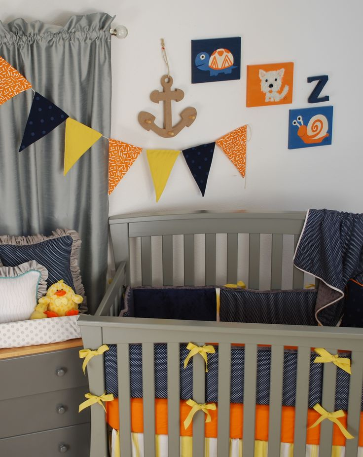 138 Best Images About Nautical Theme Nursery On Pinterest