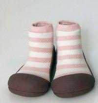 NATURAL HERB pink -  Attipas - Detské Topánočky - Katalóg - BabyPrestige