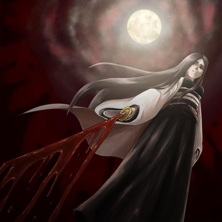 124 Best Images About Unohana On Pinterest