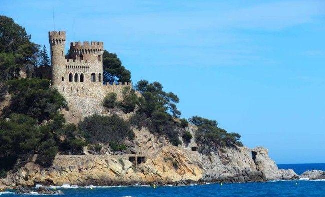 Castell d'en Plaja Lloret de Mar