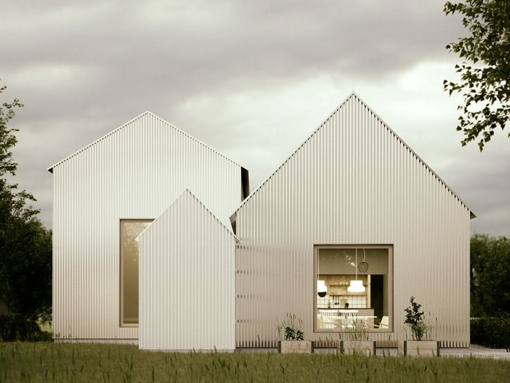 House for mother by f-a-f architecture, www.f-a-f.se