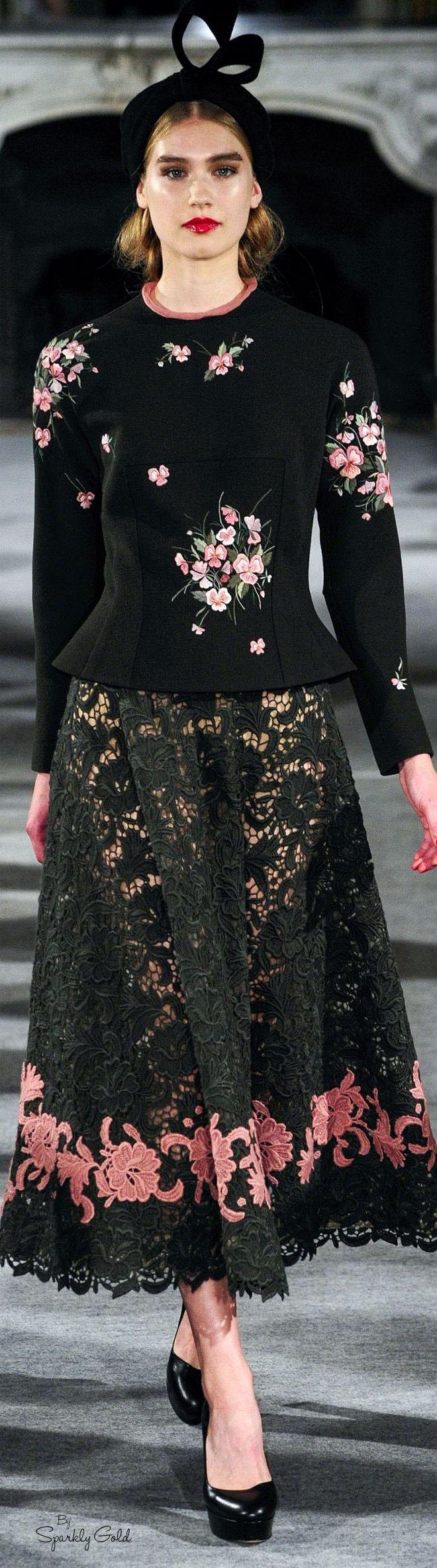 Yulia Yanina Fall 2015 Couture