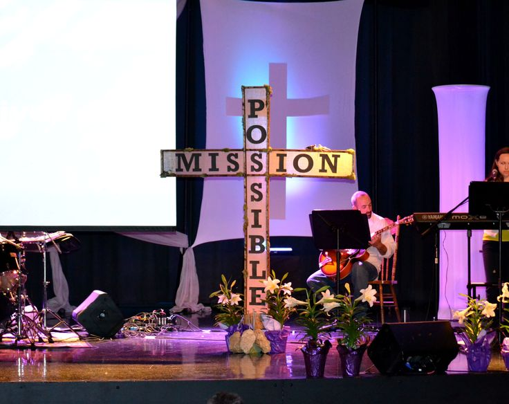 78 Best Images About Church Stage Design On Pinterest | Sermon