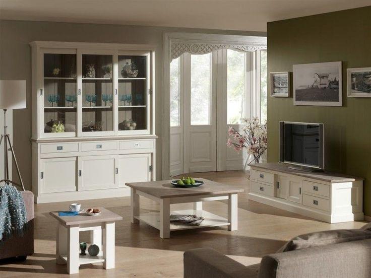 17 beste idee n over landelijke woonkamers op pinterest rode keukeninrichting en familie kamer - Een rechthoekige woonkamer geven ...