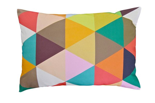 Burst Cushion - Kaleidoscope Large