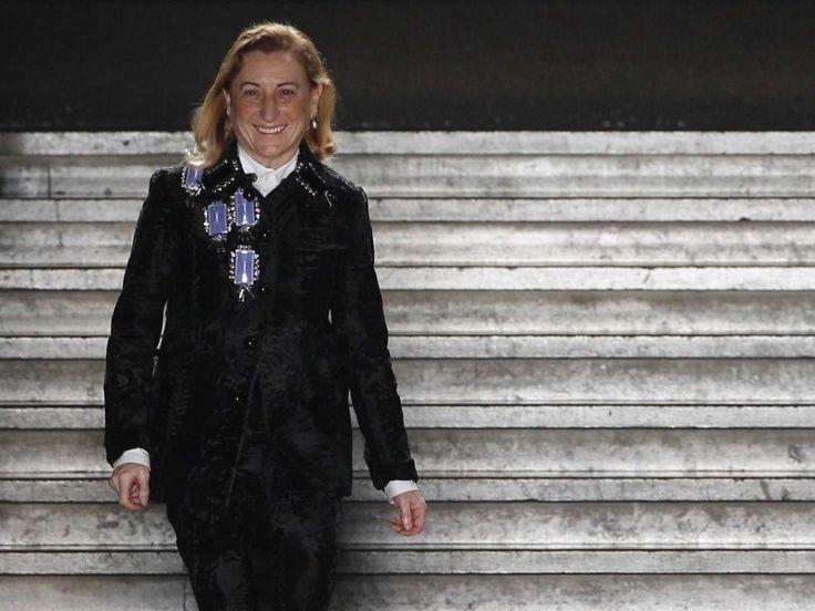 #18 Miuccia Prada, 11.1 Billion